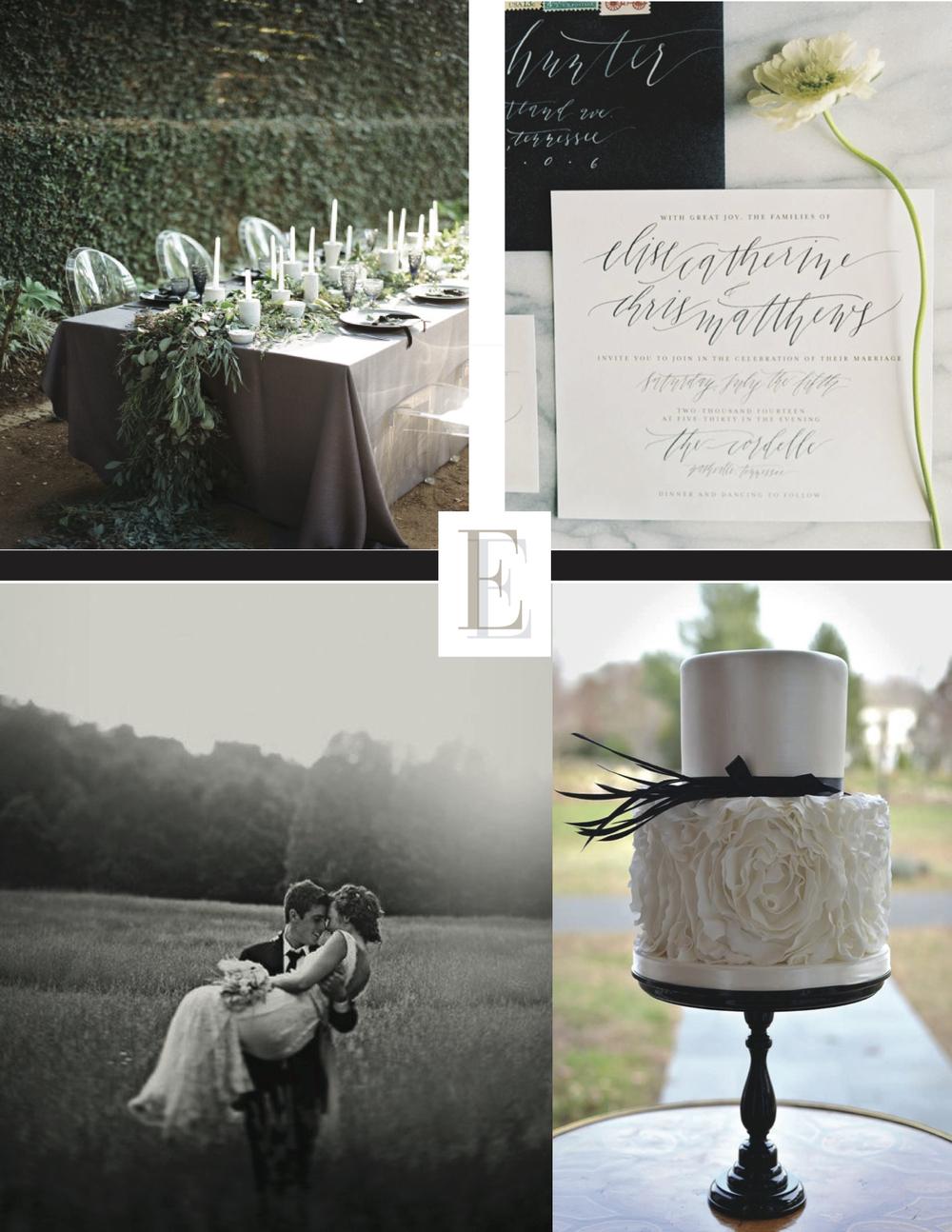 Classic Black & White Wedding Inspiration.jpg