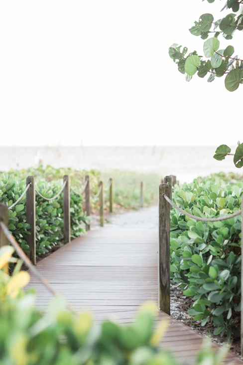 Casa Ybel Resort Destination Wedding | Hunter Ryan Photo | Elleson Events | Boho Glam Beach Wedding