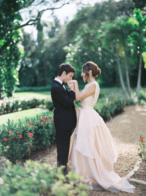 Elleson Events | Ancient Spanish Monastery Miami FL | Wedding Inspiration | Simply Sarah Photography |