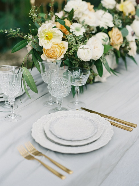 Elleson Events | Ancient Spanish Monastery Miami FL | Wedding Inspiration | Simply Sarah Photography | Sweet Southern Charm Rentals