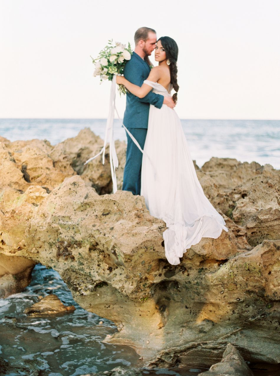 Coastal Wedding Inspiration | Jupiter, FL | Elleson Events