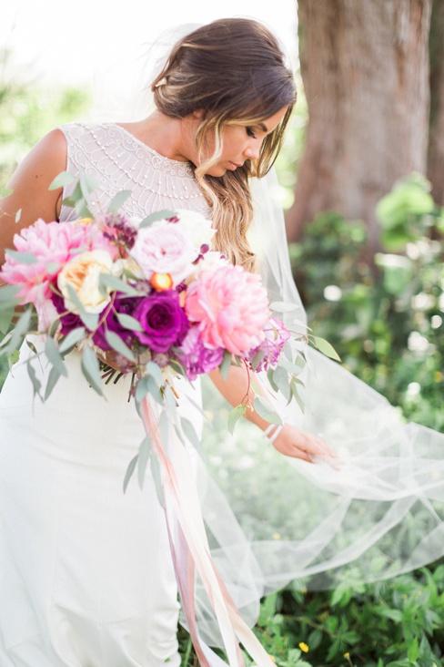 Boho Glam Casa Ybel Wedding