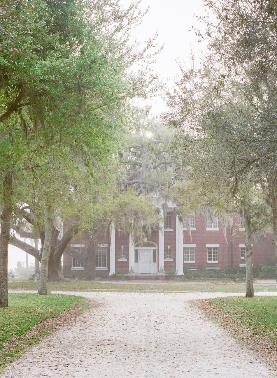 Fog Inspired Sarasota Wedding