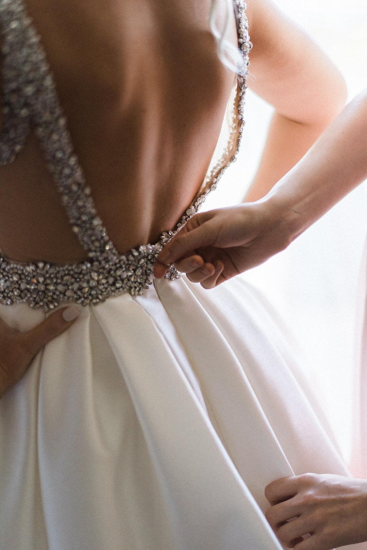 Calla Blanche Style 16127 Wedding Dress