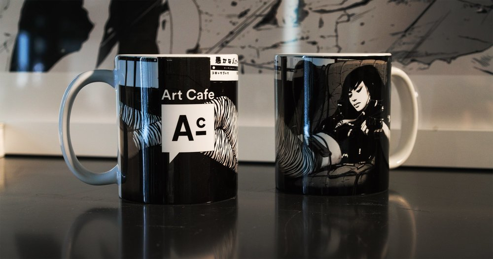 Art Cafe Official Mug