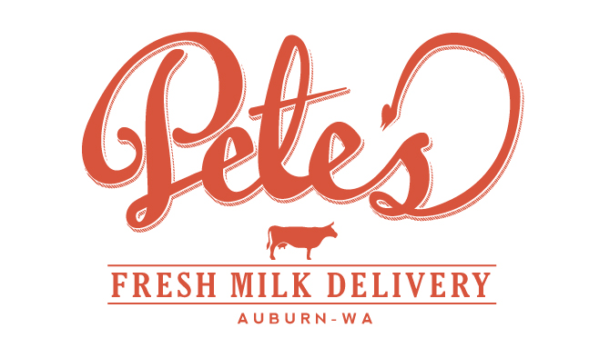 Pete's Milk Delivery