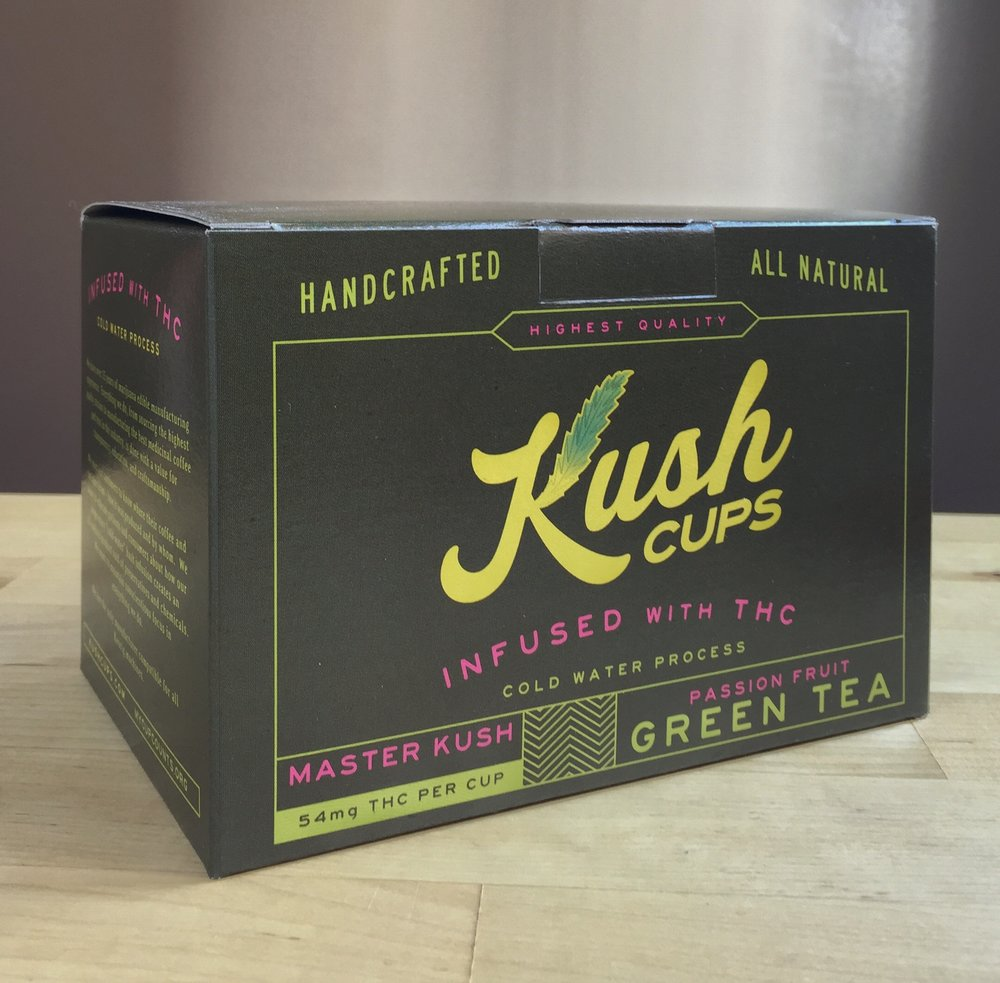 Kush Cups - Kuerig Cup Six Pack