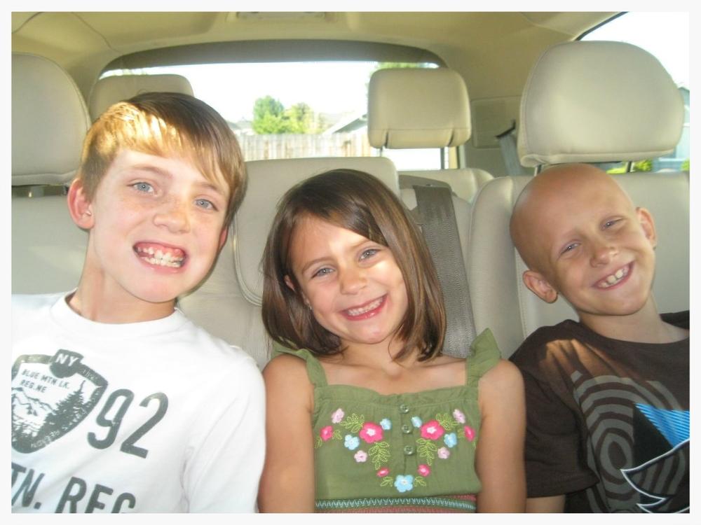 Tanner, Ella, & Ethan Jostad