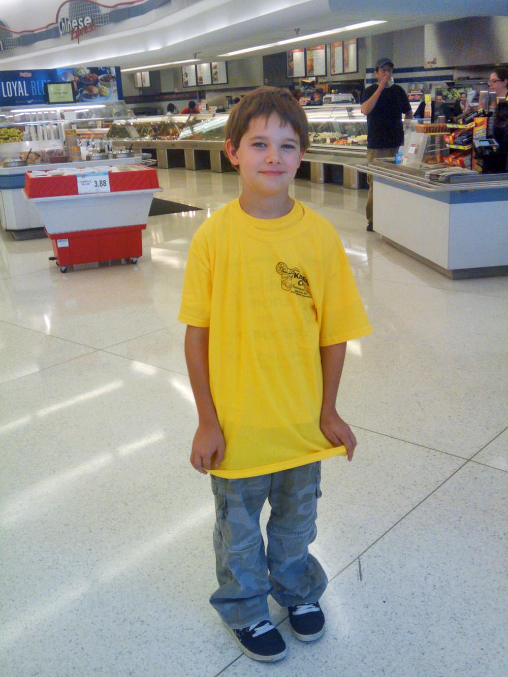 Alex's Lemonade Stand - June 2010