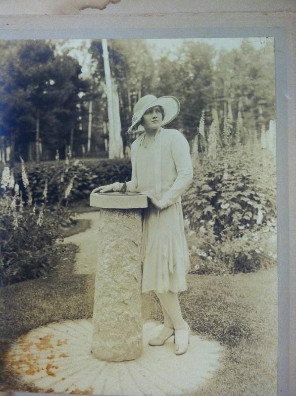 Dorothy Spaulding, c. 1922