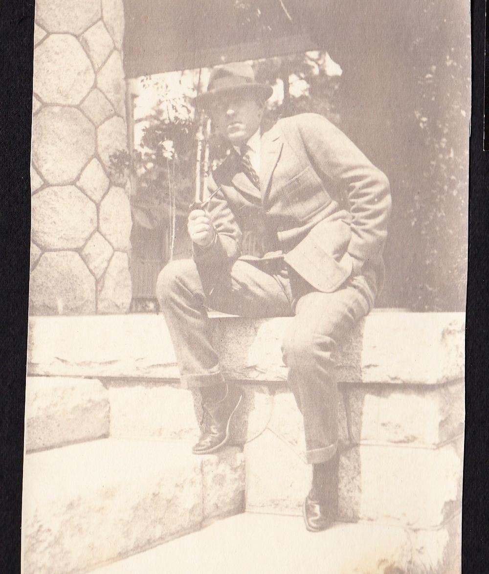 Leon Spaulding, c. 1923