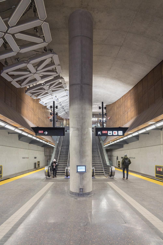 Pioneer Station (Steeles West)