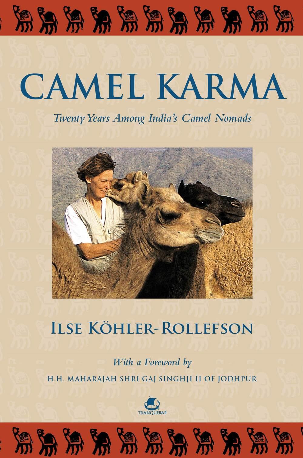 Camel karma cover