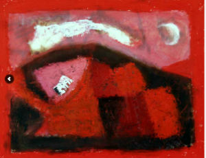 "Bill Irvine's ""Red Nightfall"""