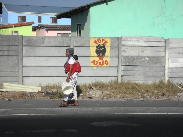 took this on my semester abroad. township of Khayelitsha, South Africa