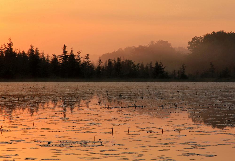Upper Bolton Lake, Tolland, CT
