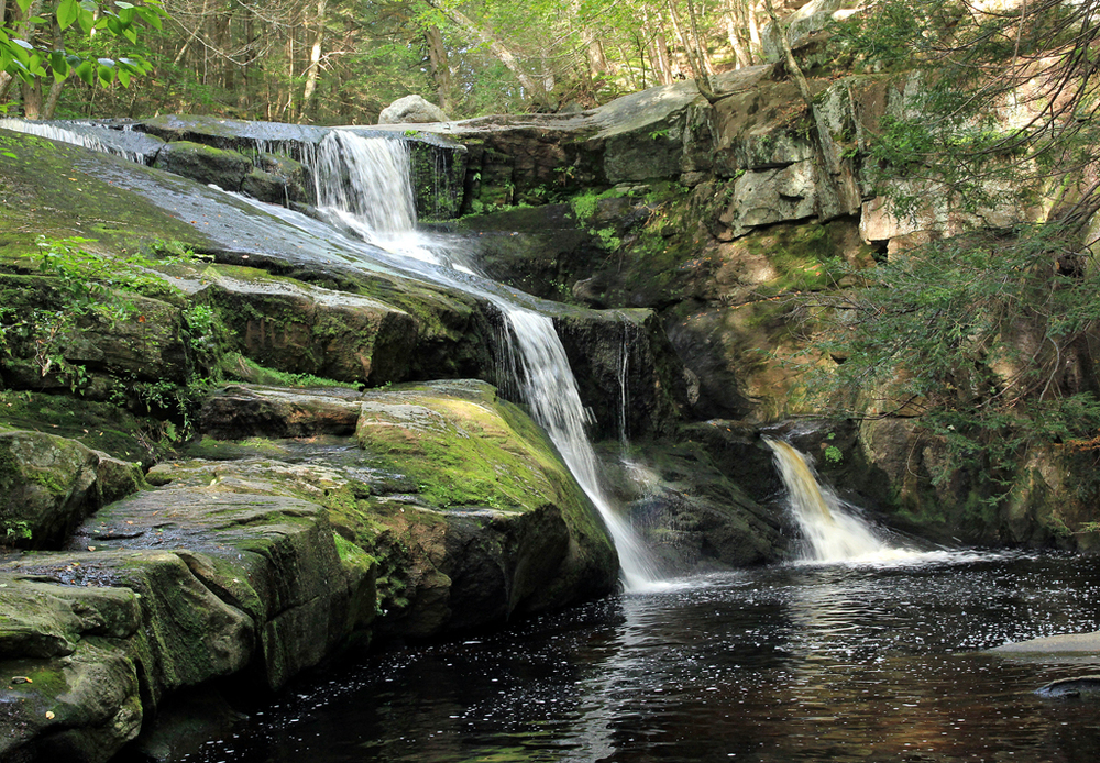 Enders Falls, Enders State Forest, Granby, CT