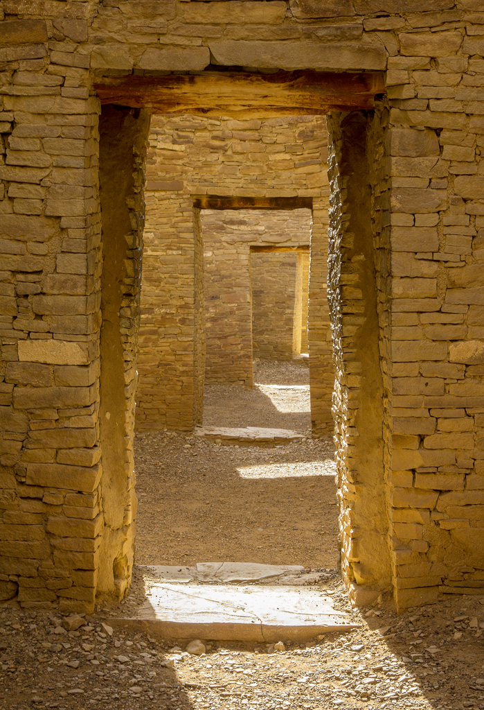Pueblo Bonito, Chaco Canyon, NM