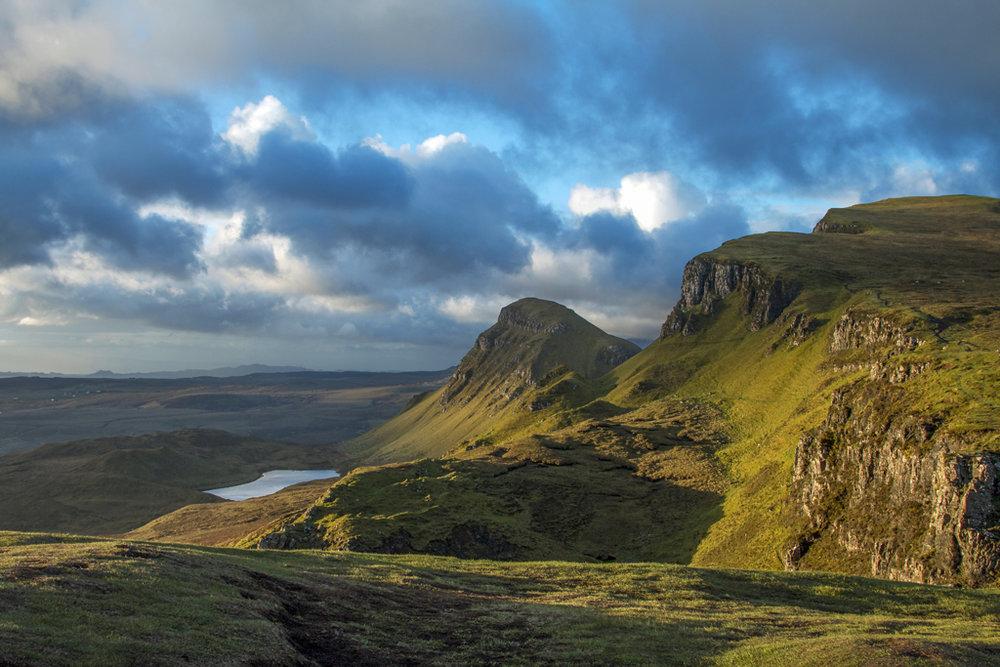 Trotternish Peninsula, Isle of Skye, Scotland