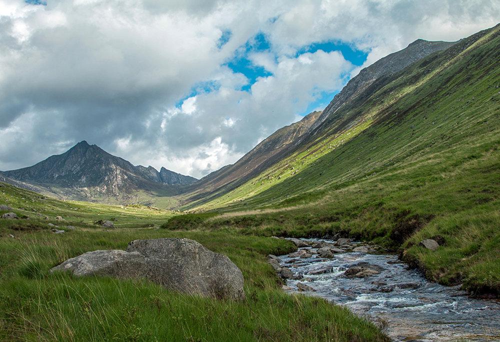 Glen Rosa, Isle of Arran, Scotland