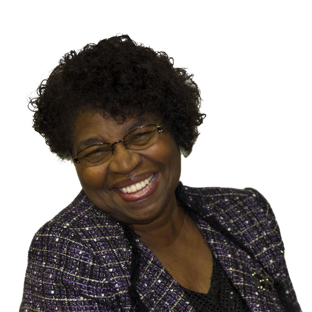 Kathy Davis Receptionist/Chaplain