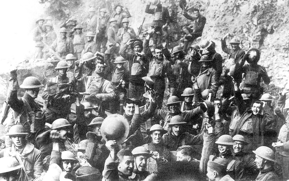 WWISoldiersArmistice