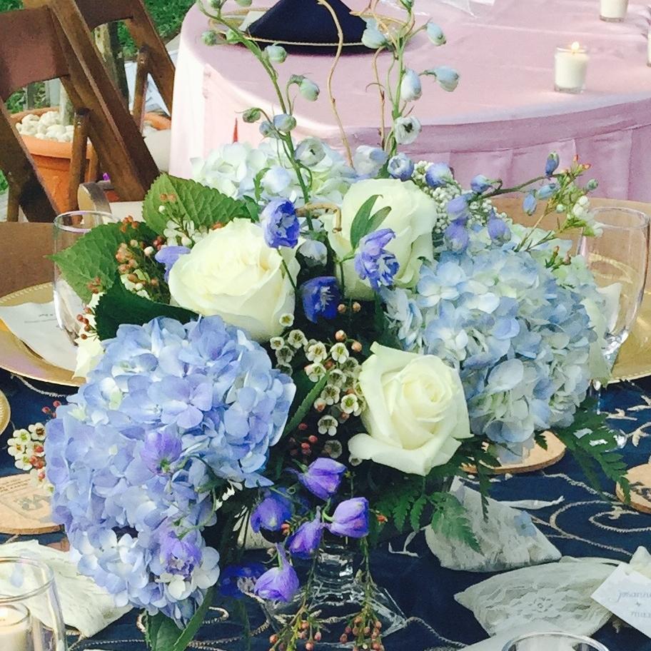 RUSTIC & WHIMSICAL GARDEN WEDDING