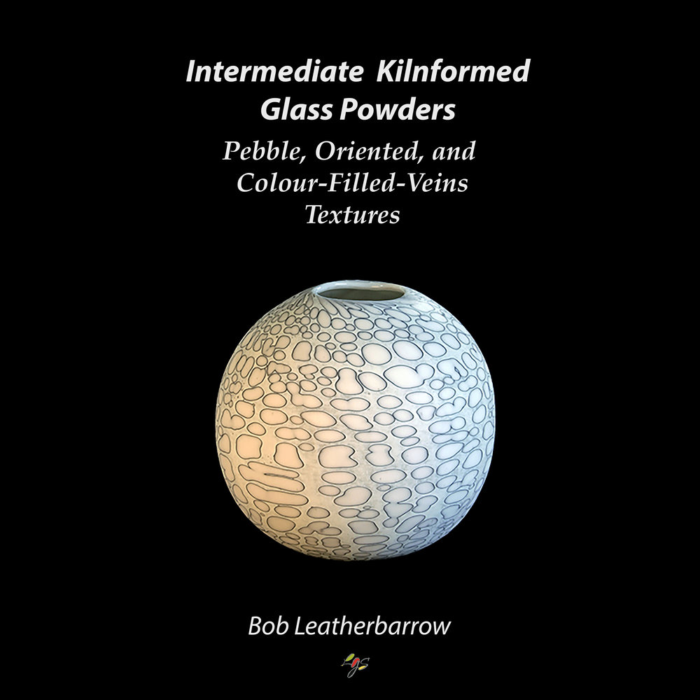INTERMEDIATE KILNFORMED GLASS POWDERS: Pebble, Oriented, and Colour-Filled-Veins Textures - For more information, click here.$25.00 CAD