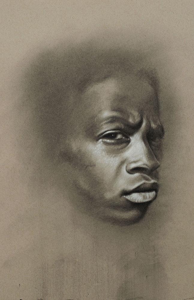 A Ghost, 1960 drawing.jpg