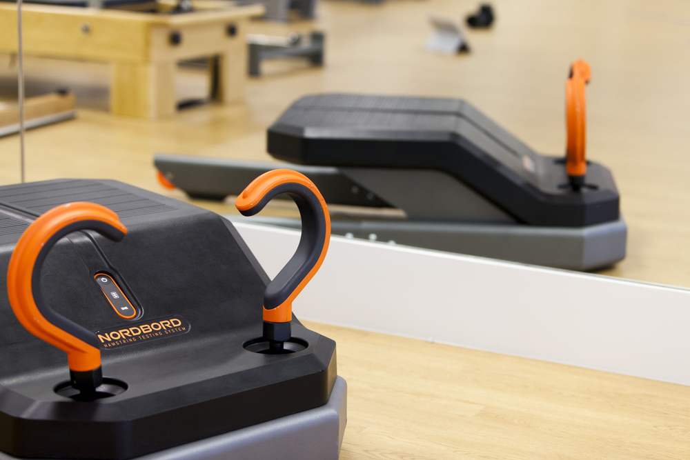 NordBord in Pilates room
