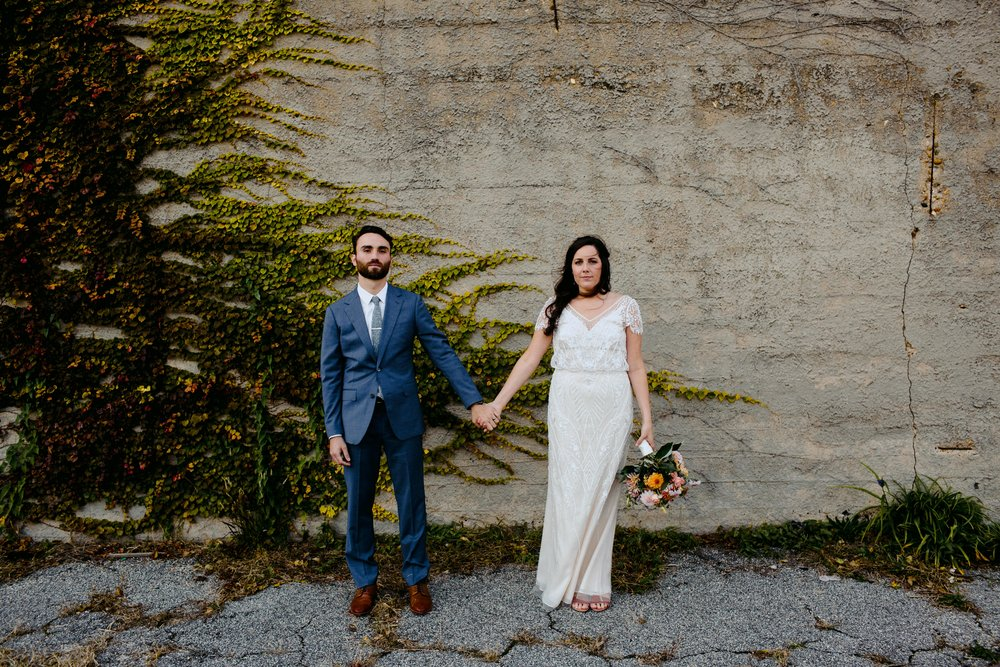 CHRISTY & MARK -