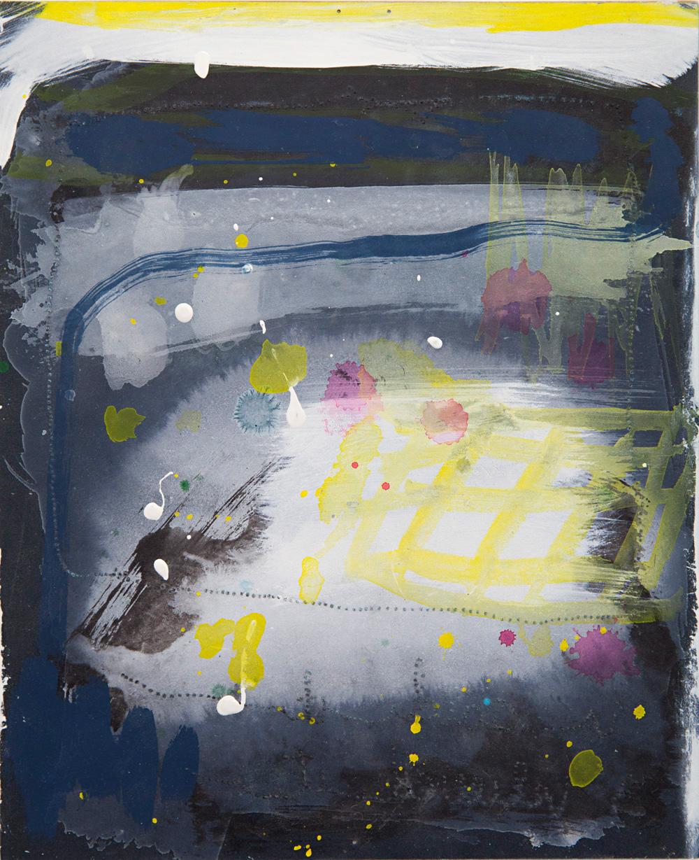 8. Sandpaper works. Yellow, Louise Gresswell.jpg