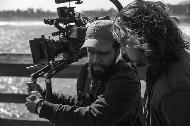 It is my absolute pleasure to give a well deserved shoutout to the most talented Cinematographer I know, Mr. @john_rosario. Without your brilliant sense of how this short film should be photographed, it would not have been made. Thank you for putting everything into this with me. Much love brother. - Derek T.