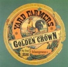 Yard Farmers High Patent Golden Crown 1999 5-String Banjo, Guitar
