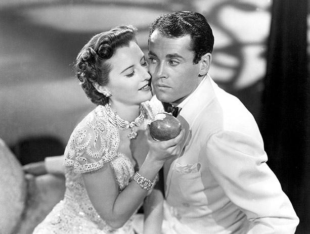 Barbara Stanwyck & Henry Fonda