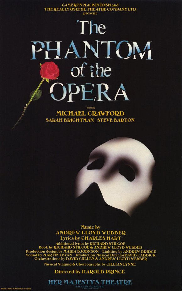 Broadway poster art the top ten most successful designs for Top dance songs 1988