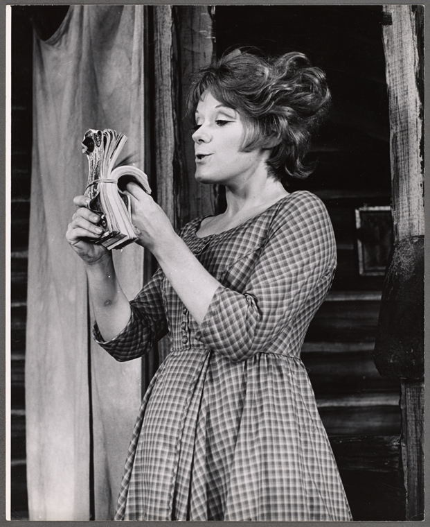 Tammy Grimes in  The Unsinkable Molly Brown