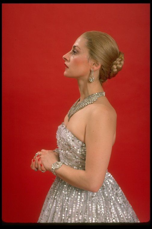 Patti LuPone as Evita.
