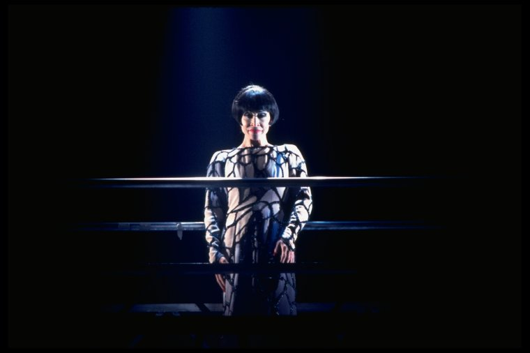 Chita in  Kiss of the Spider Woman.
