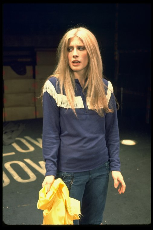 Lynn Kellogg as Shelia in  Hair .