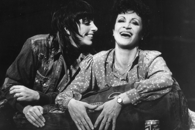 Liza Minnelli and Chita Rivera in The Rink.
