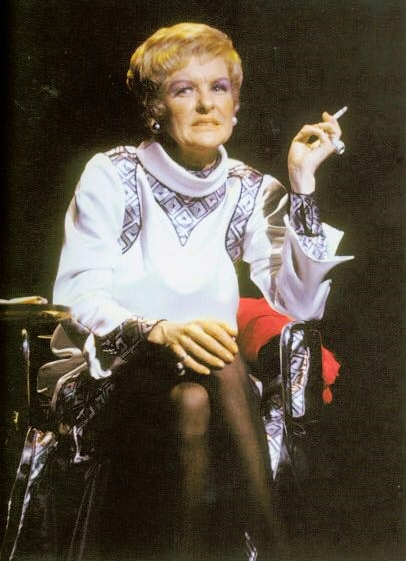 Elaine Stritch in Company.