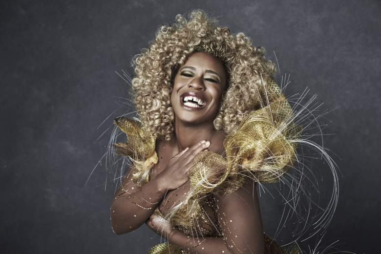 Uzo Aduba in The Wiz Live.