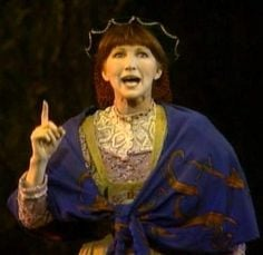Joanna Gleason in Into the Woods.