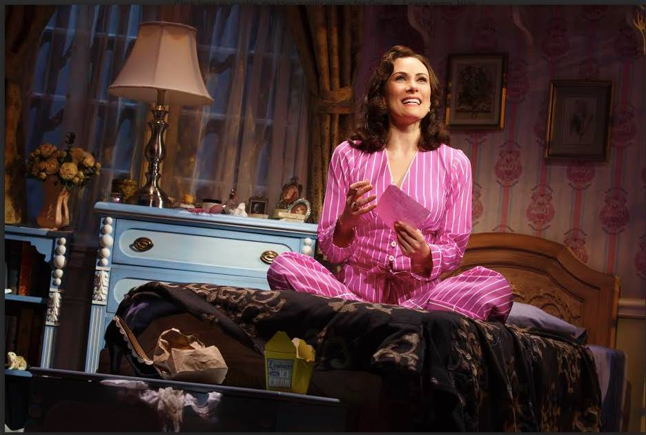 Laura Benanti in  She Loves Me .