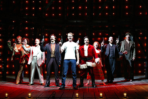 2004 Broadway revival cast.
