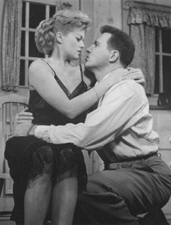 Janis Paige and John Raitt
