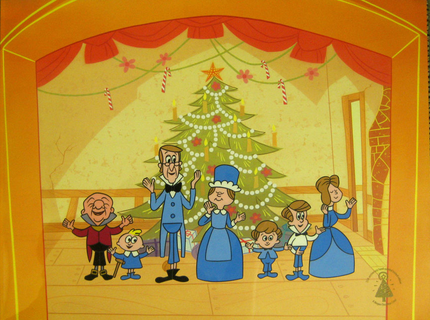 More On Magoo: An In-Depth Look at Mister Magoo\'s Christmas Carol ...
