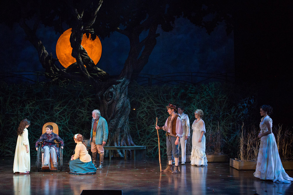 The Secret Garden  at The Shakespeare Company, Washington DC