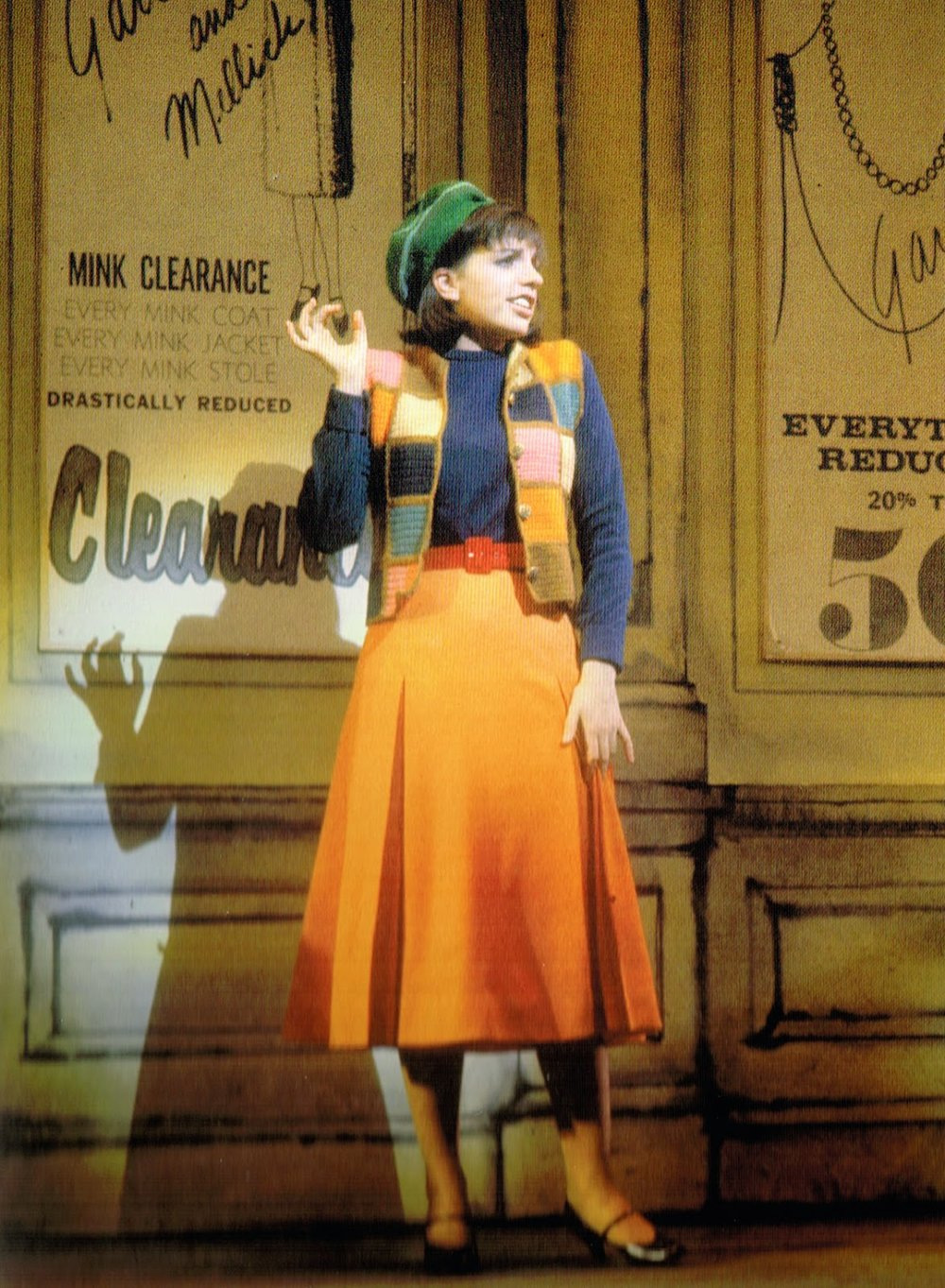 Liza Minnelli in  Flora, The Red Menace